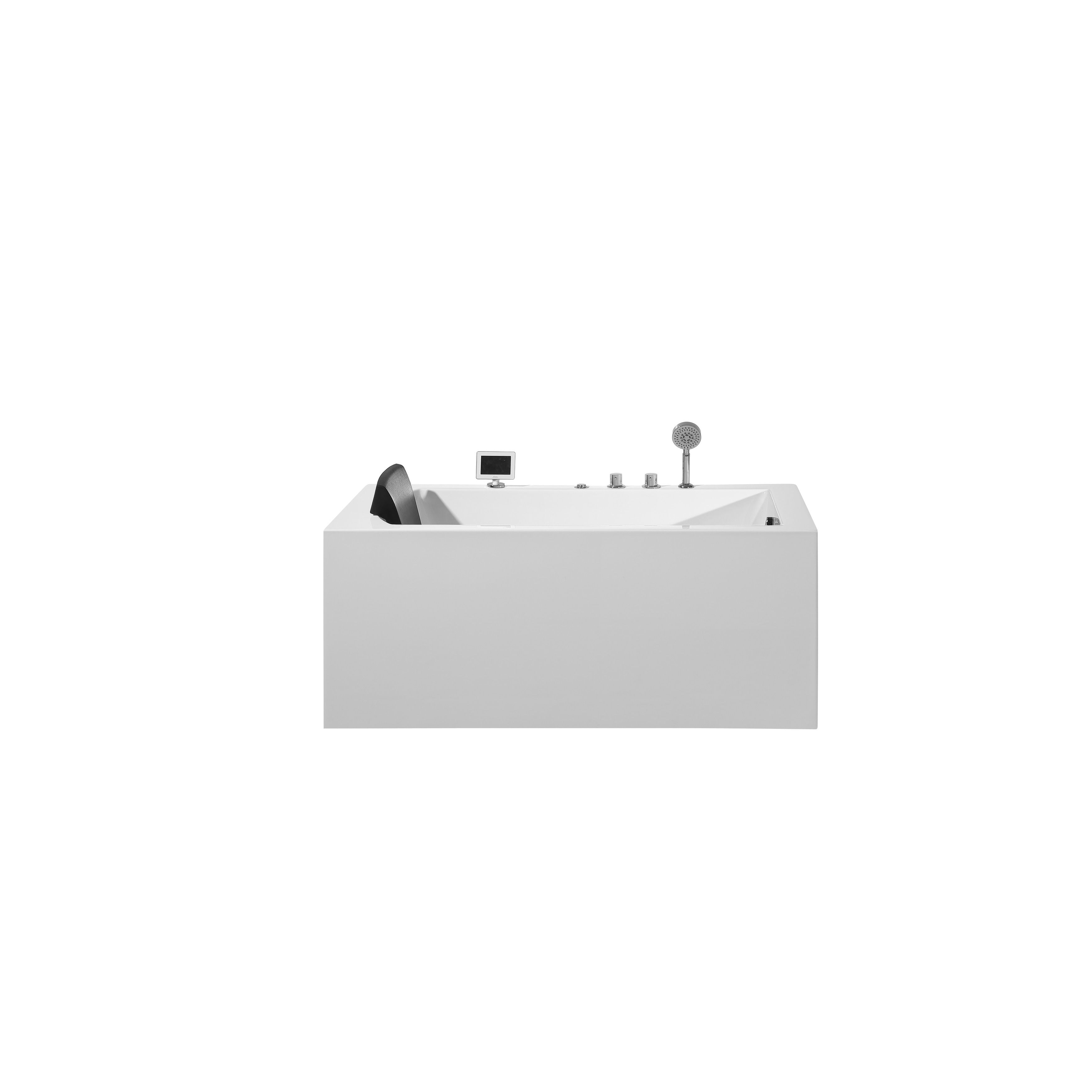 Ariel Platinum Pw1545930Rw1 Whirlpool Bathtub - Free Shipping Today ...