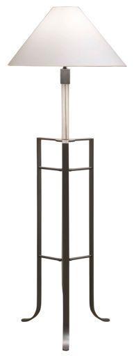 The Tube Lamp The Tube Lamp: designed by John Saladino. Lamp of ...