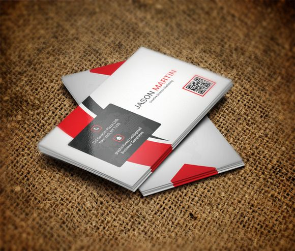Luxury Business Card Template By Templates On Creative Market