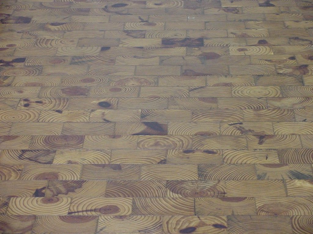 Machine Shop S Wood Floor Was Installed By Kaswell Flooring Systems Just  Like