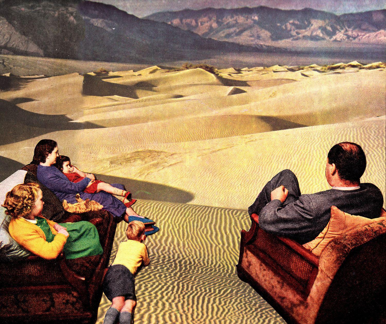 JOE WEBB http://www.widewalls.ch/artist/joe-webb/ #collage #surrealism