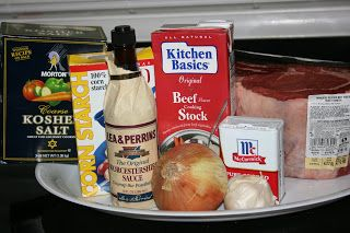 A Year of Slow Cooking: CrockPot Roast Beef Recipe