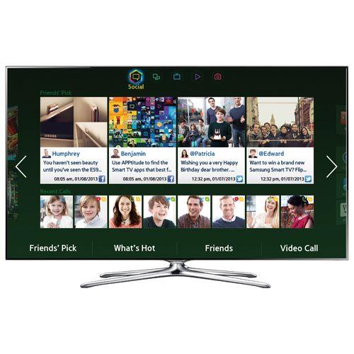 """Samsung 55"""" 1080p 240Hz LED Smart TV (UN55F7100AFXZC"""