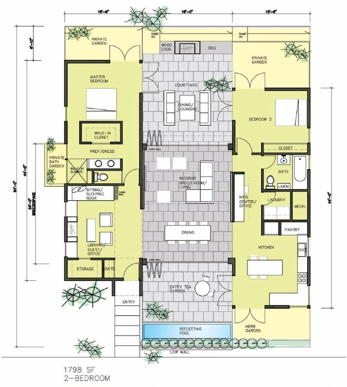 Sunset House Plan House Plans Container House Plans Building A Container Home