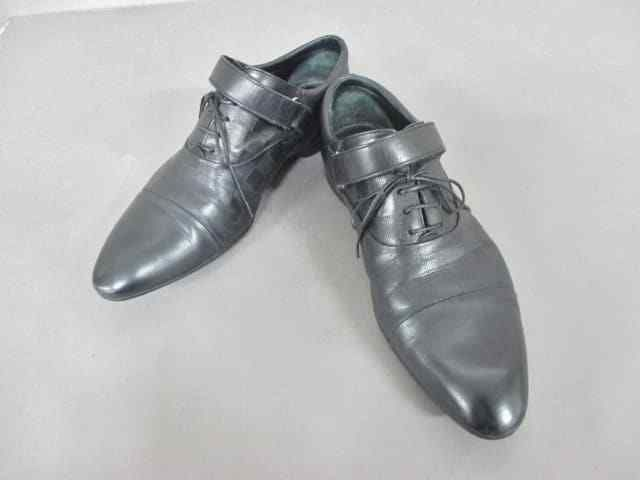 69e4365b2ed4 eBay  Sponsored Auth LOUIS VUITTON Black LI1121 Mens Shoes Leather  5 1 2M