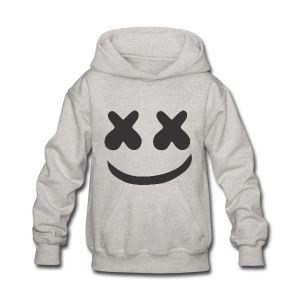 a25c2ad9dc4a83 Marshmello - Kids  Hoodie
