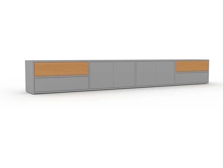 Tv Schrank Grau Fernsehschrank Schubladen In Grau Turen In Grau In 2020 Furniture Decor Storage