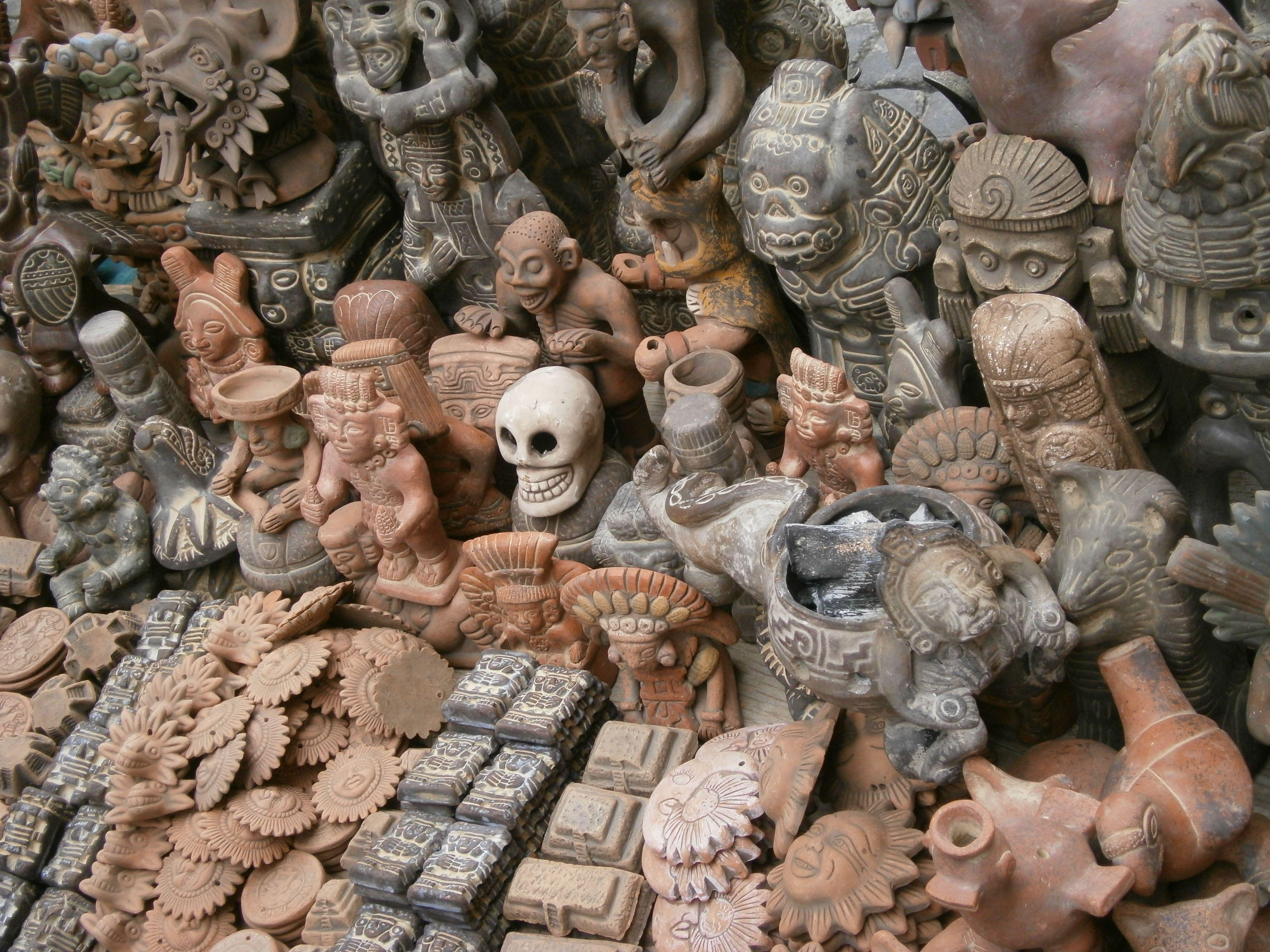 artesanias de los mexicas