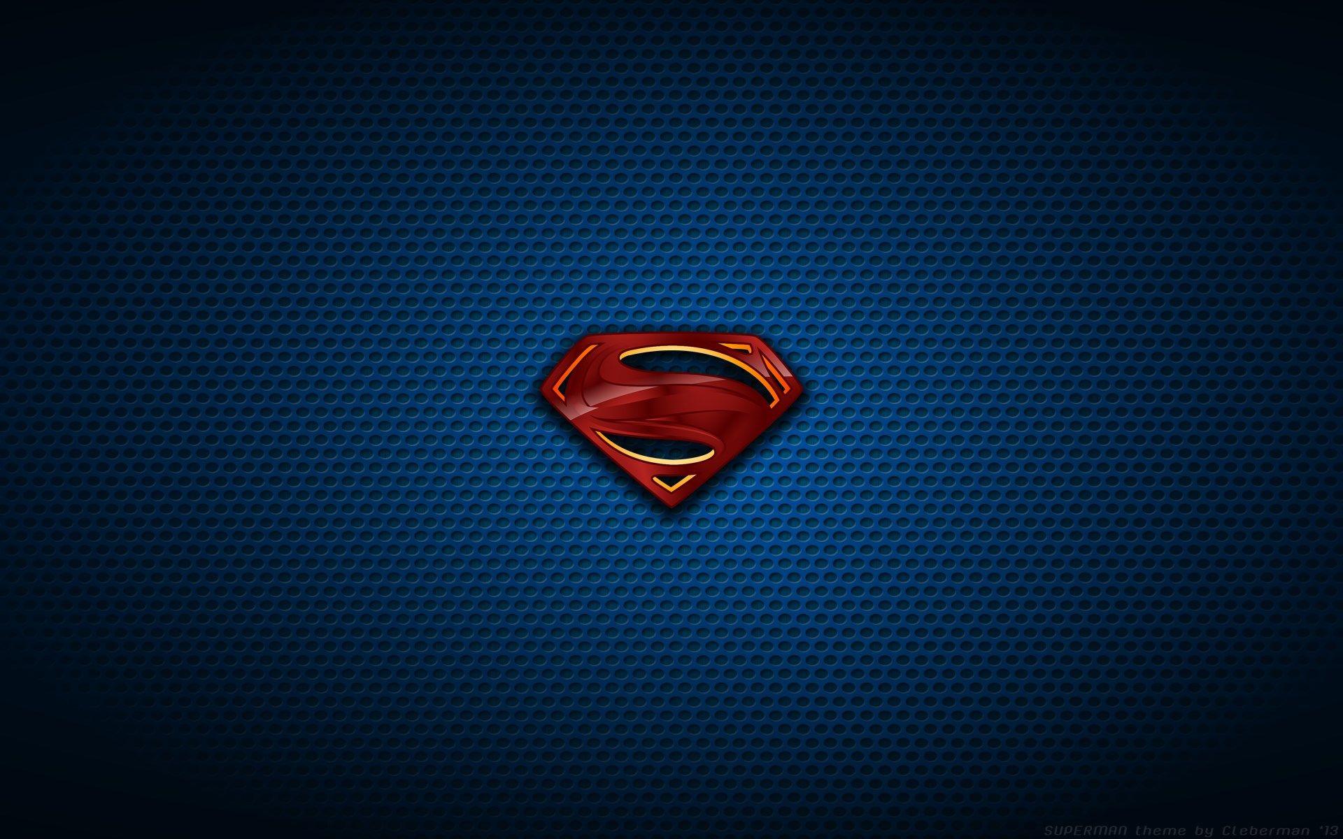 Logo Superman Wallpaper HD Free Download Pixels Talk 1920
