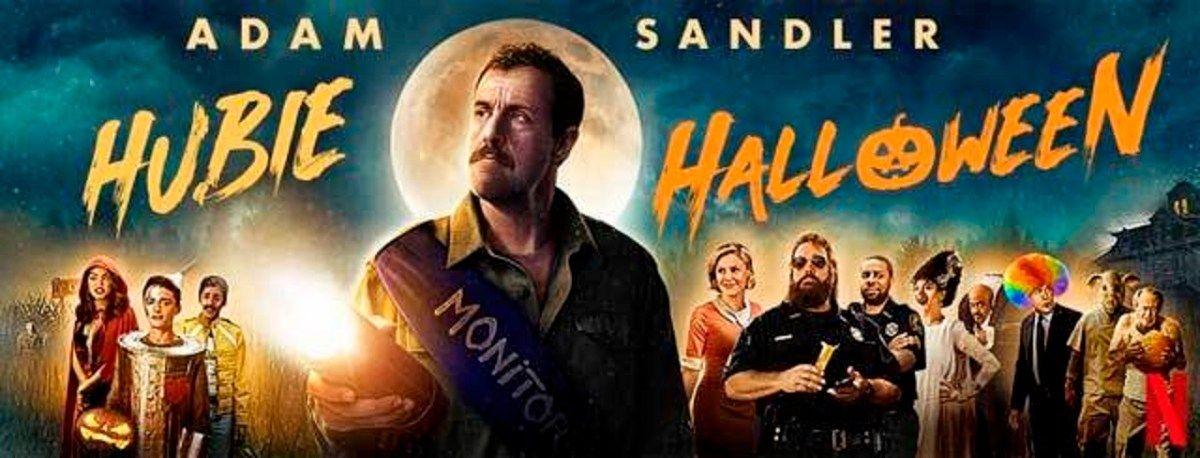 Official Trailer For Adam Sandler S Hubie Halloween Only On Netflix In 2020 Adam Sandler Official Trailer Film Releases