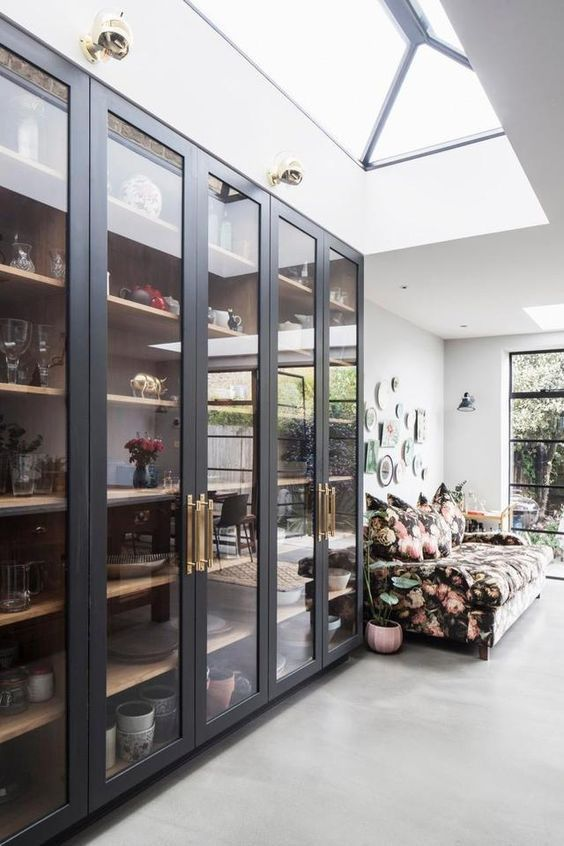 Awesome Living Room Cabinet Designs | Home, Interior ...
