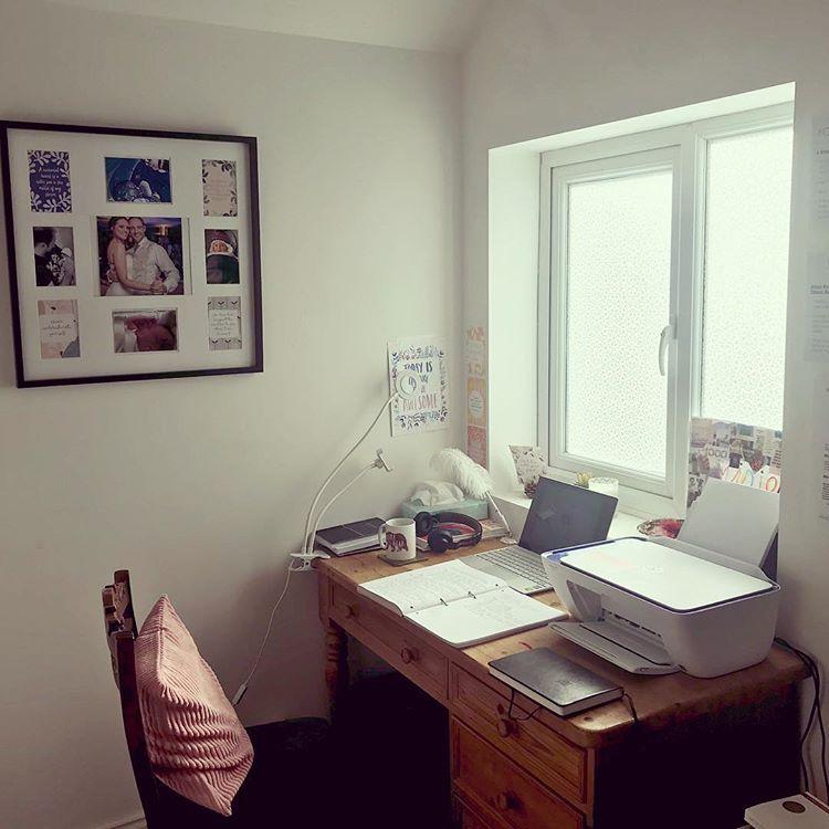 Home Office / Health Coach Minimalist / Interiors