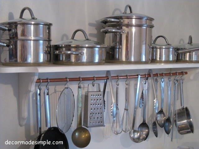 Kitchen Storage/Organization | Eclectic Kitchen By Decor Made Simple Houzz .com
