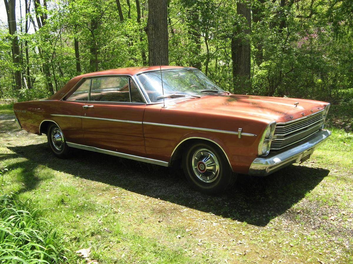 1966 Ford Galaxie 500 2 Door Hard Top Ford Galaxie Ford Galaxie 500 Galaxie