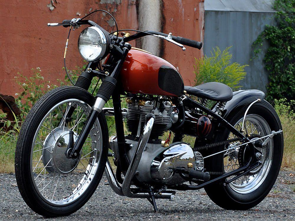 Lowbrow Customs Blog-O-Rama | Triumph | Triumph tiger, Custom bikes