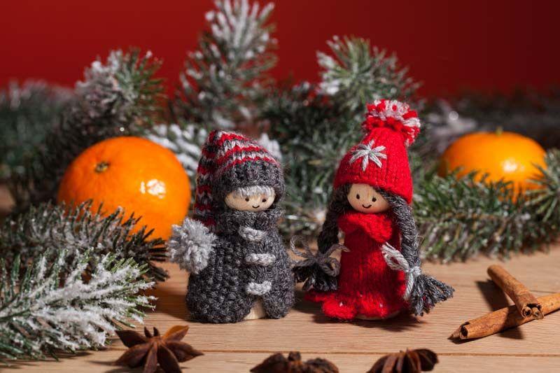 Wichtel stricken | Puppe | Pinterest | Stricken, Weihnachten und Häkeln