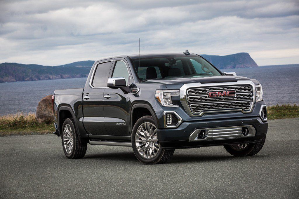 2020 Gmc Sierra Info Specs Wiki Gm Authority Within 2020 Gmc