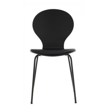 Fly chaise noire 39\u20ac Salon Pinterest