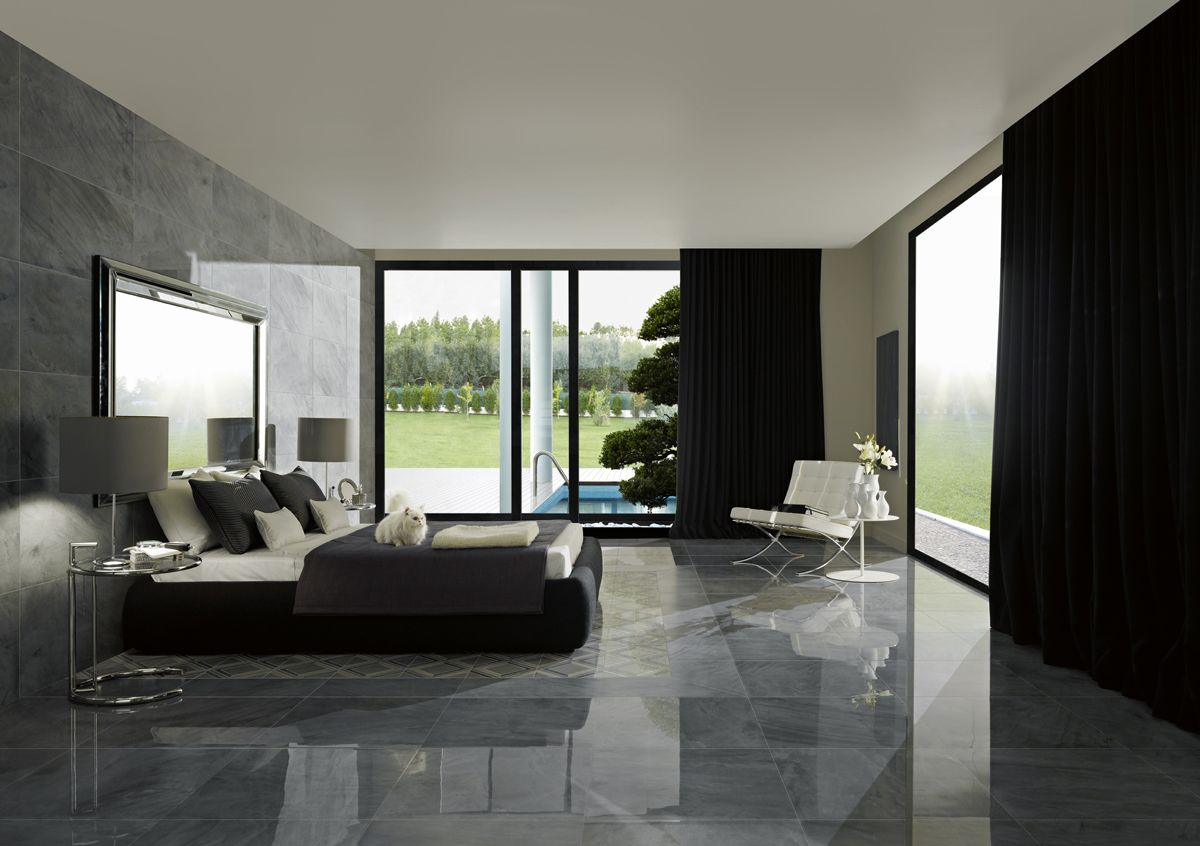 Wall and floor ceramic tiles ETERNITY by Margres.