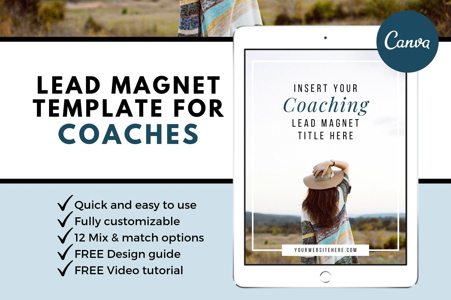 Lead Magnets For Coaches With Images