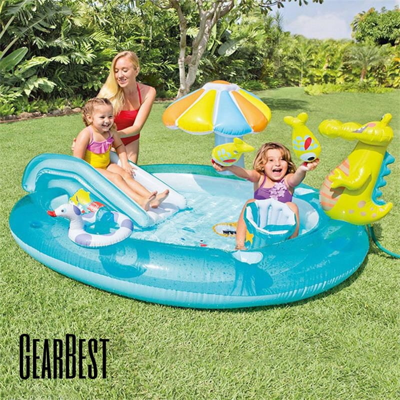 Inflatable Pool Blue Zircon Novelty Toys Sale Price Reviews Children Swimming Pool Inflatable Pool Inflatable Swimming Pool