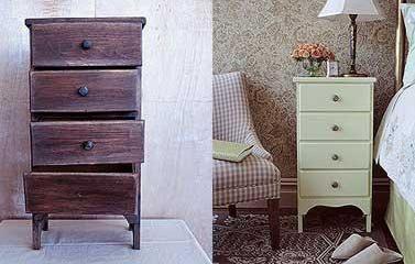 Reciclar o reutilizar muebles viejos reciclar muebl - Reciclar muebles viejos ...