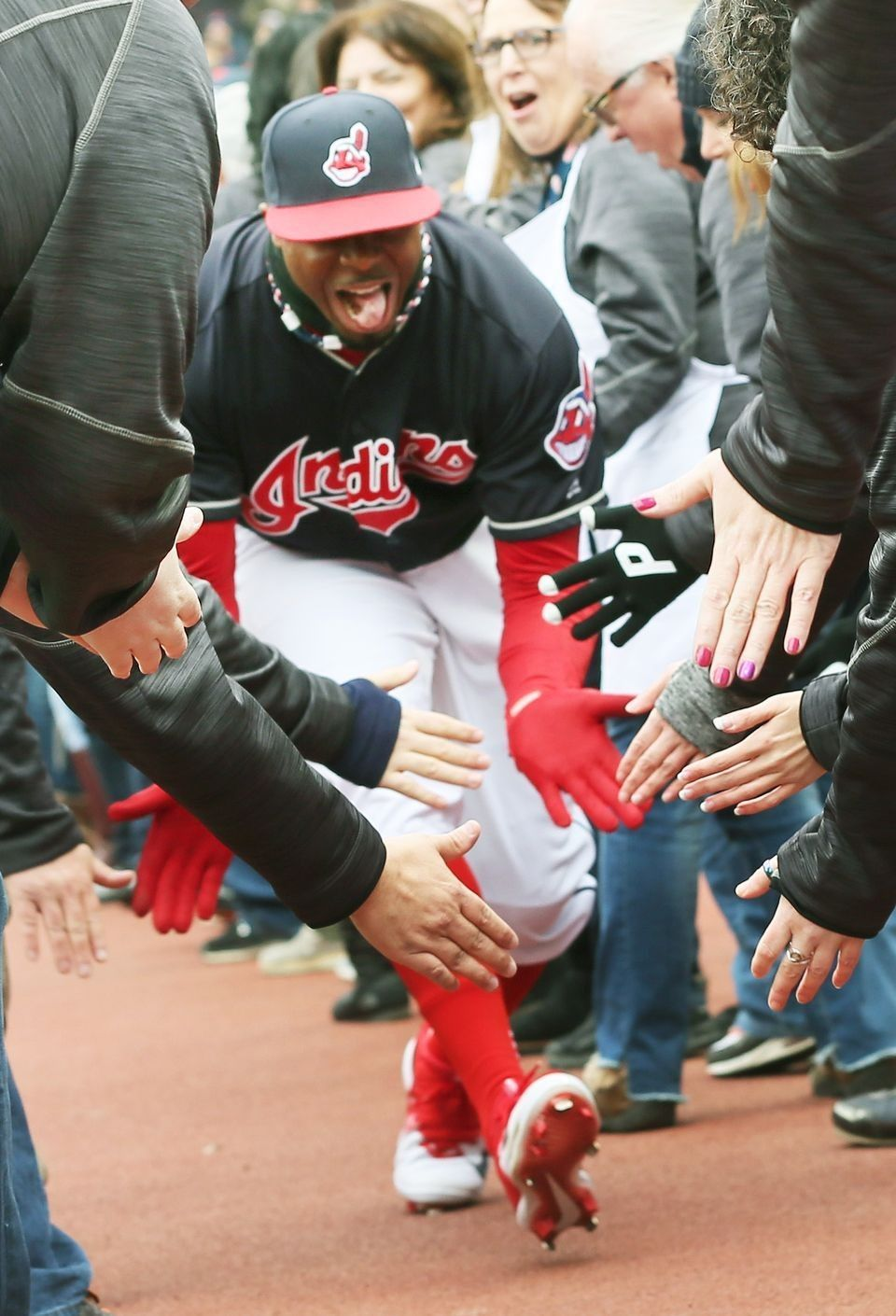 MLB fan official Cleveland indians, Cleveland indians