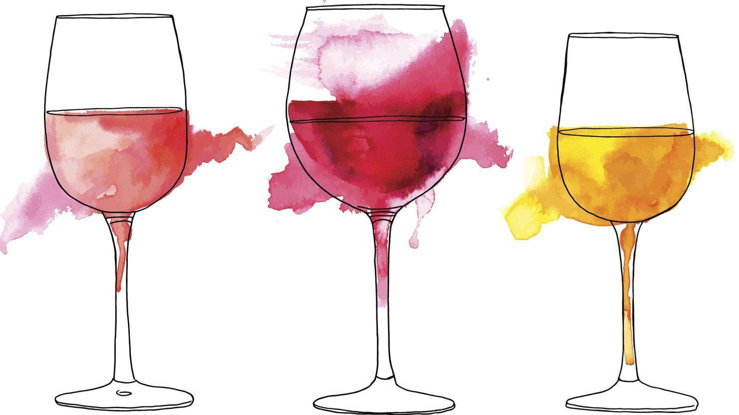 Au Naturel The Birth Of An International Wine Movement Wine Glass Drawing Wine Glass Tattoo Wine Art