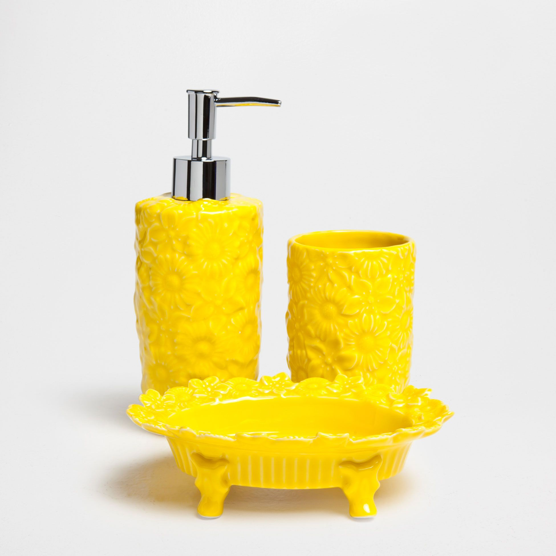 Yellow Porcelain Bathroom Set Accessories Bathroom Zara Home United Kingdom Yellow Bathroom Paint Yellow Bathroom Accessories Zara Home