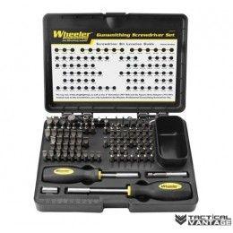 Wheeler - Professional Gunsmithing Set - WH562-194