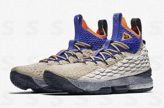 Coming Soon: Nike LeBron 15 ACG Air Mowabb • KicksOnFire.com