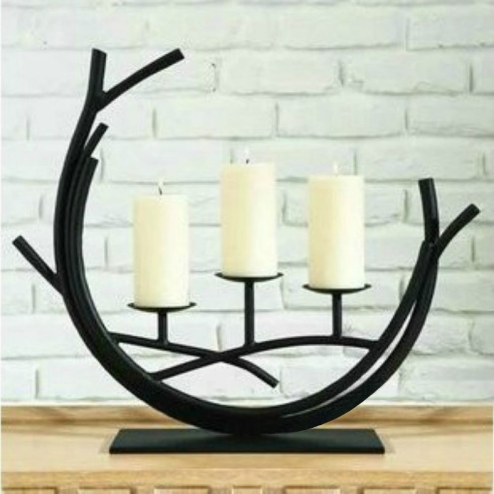 Candle Stand Wedding Candlestick Candelabra Fashion Romantic Dining Table Wedding Home Decoration Handmade Candle Holder Hot Sel Candle Stand Table Candle Holders Candle Dinner Table