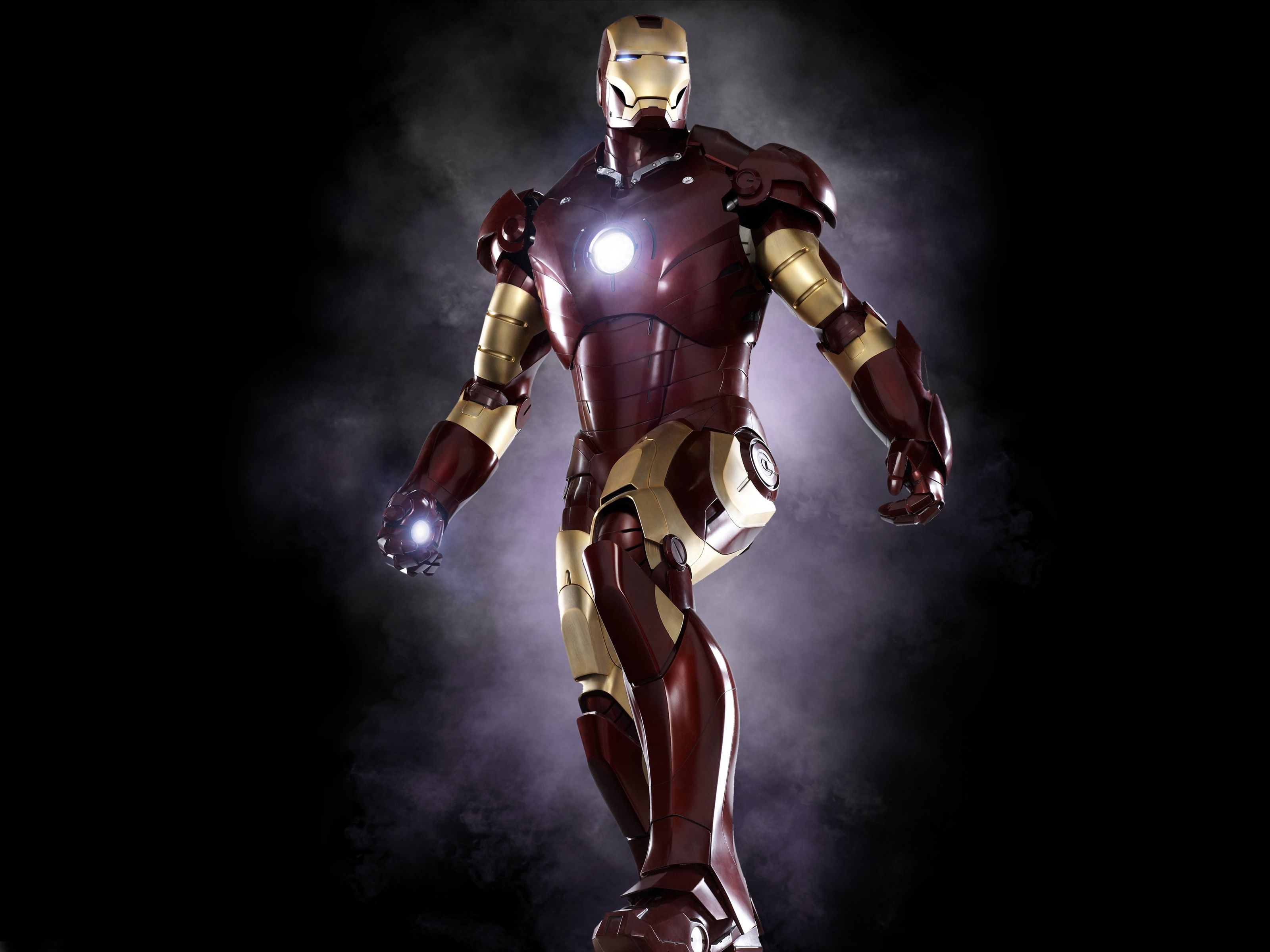 Wallpaper Iron Man Birthday Background