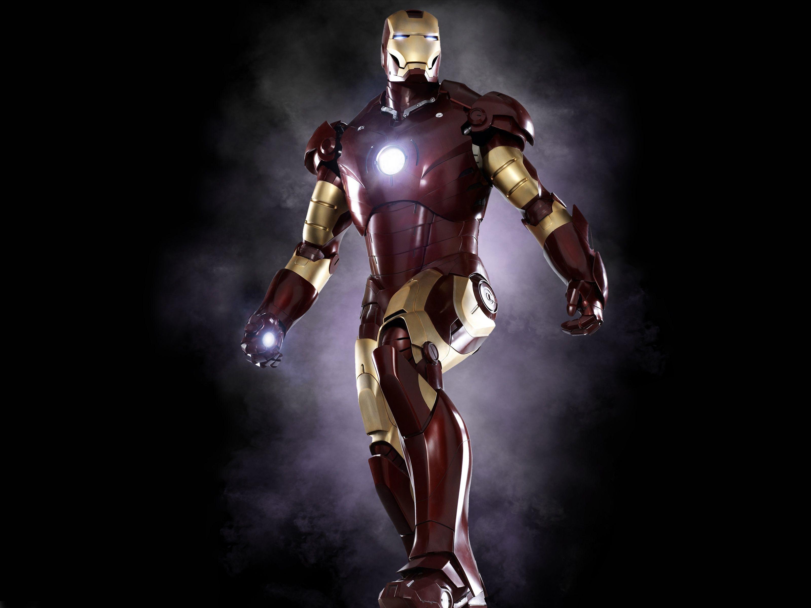 iron man hd desktop wallpaper widescreen high definition hd | art