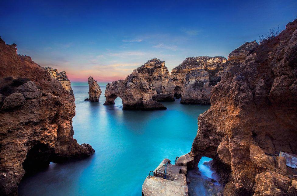 Ponta Da Piedade – the Southernmost Striking Beach in Portugal