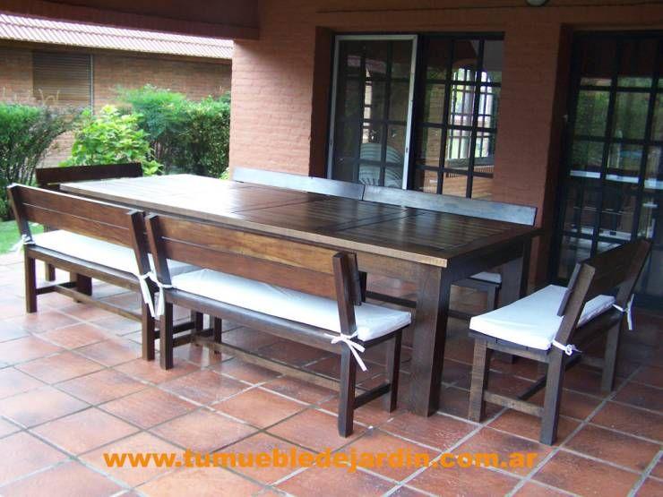 Muebles Para Quincho De Palets