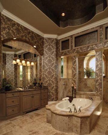 حمامات 2017 صور ديكورات حمامات جديدة مودرن فخمة ميكساتك Home Builders Luxury Master Bathrooms Bathroom Design Decor