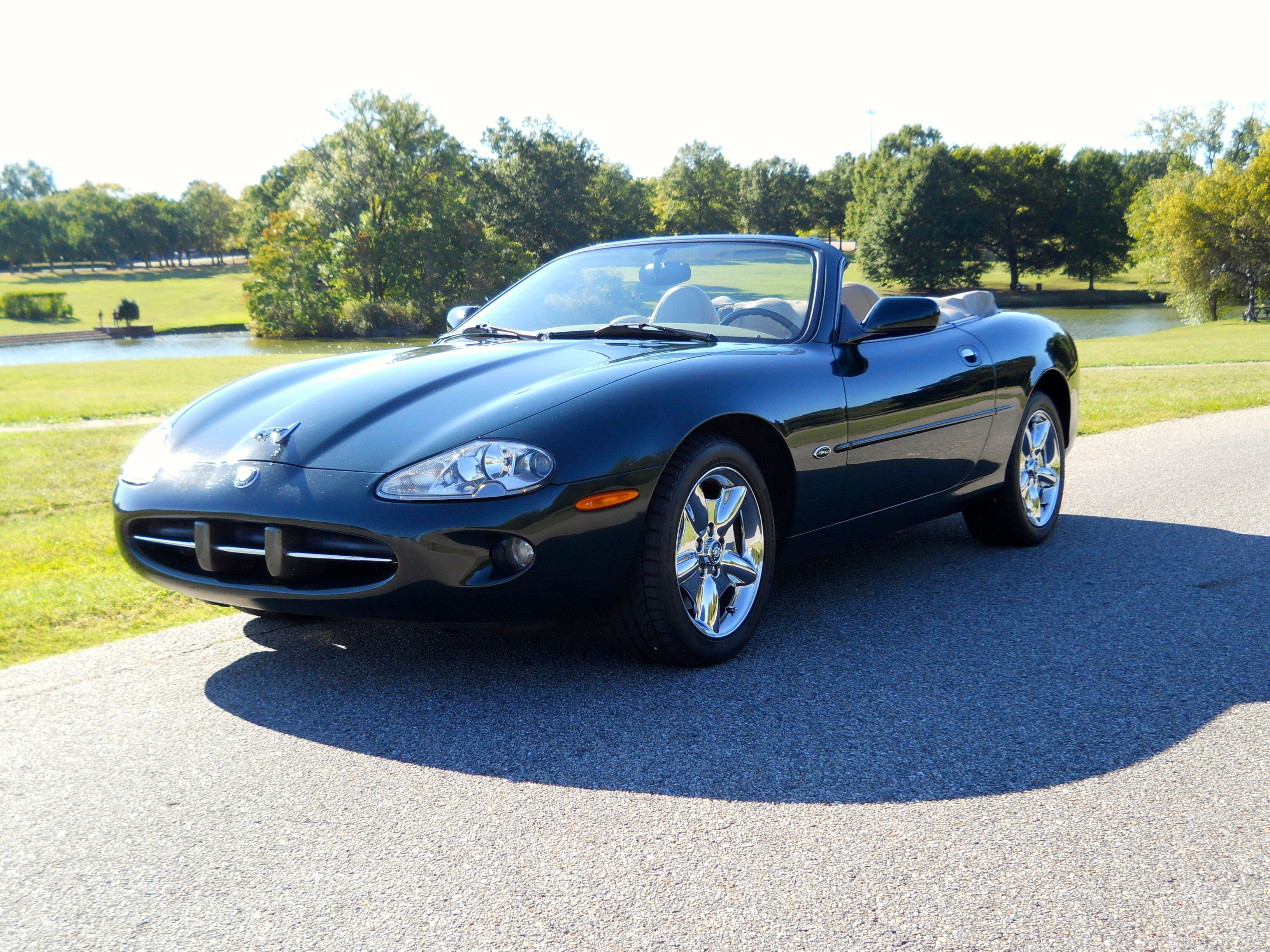htm convertible garrett jaguar matt