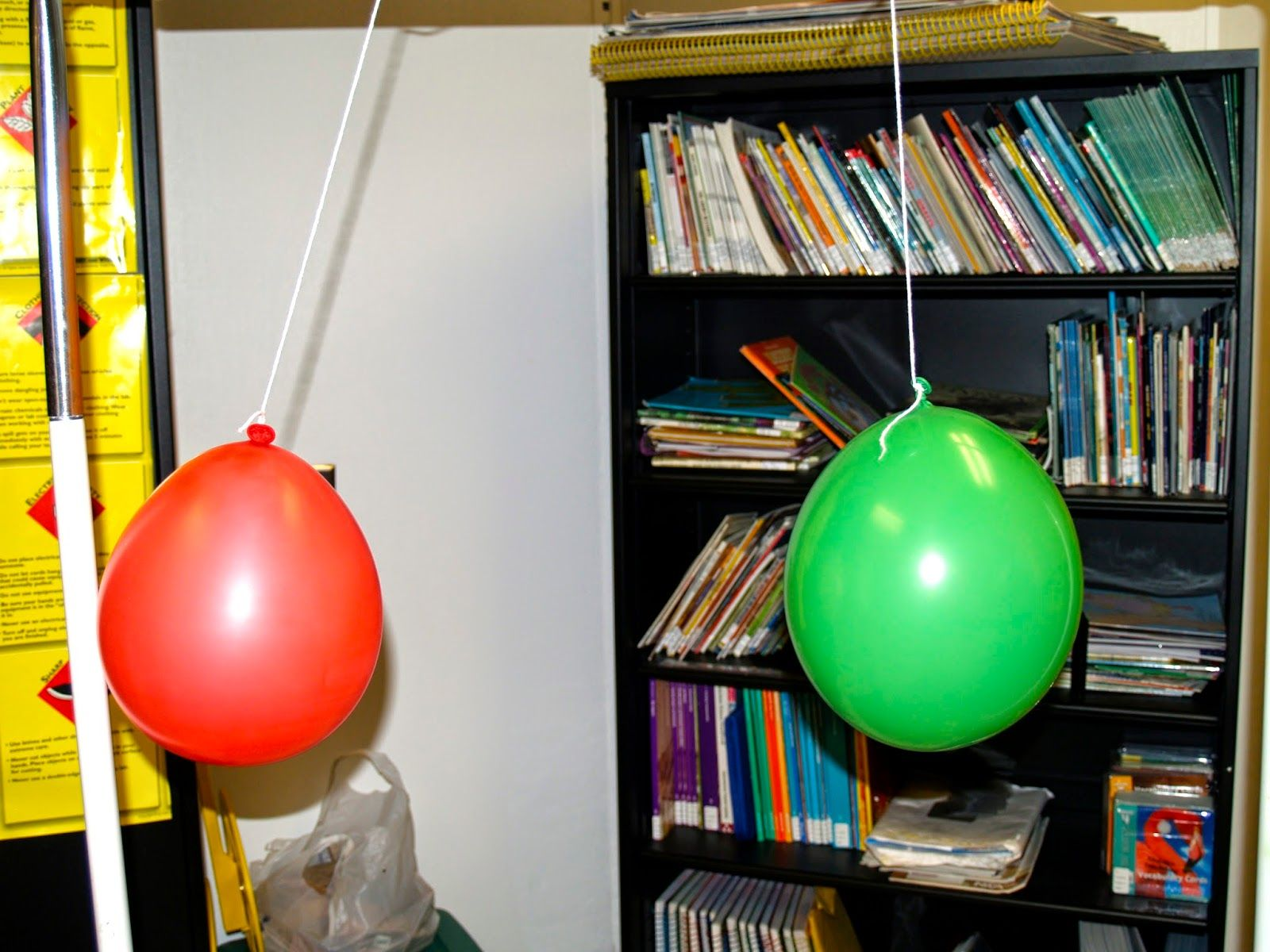 Static Electricity Lesson With Interactive Notebook Ideas