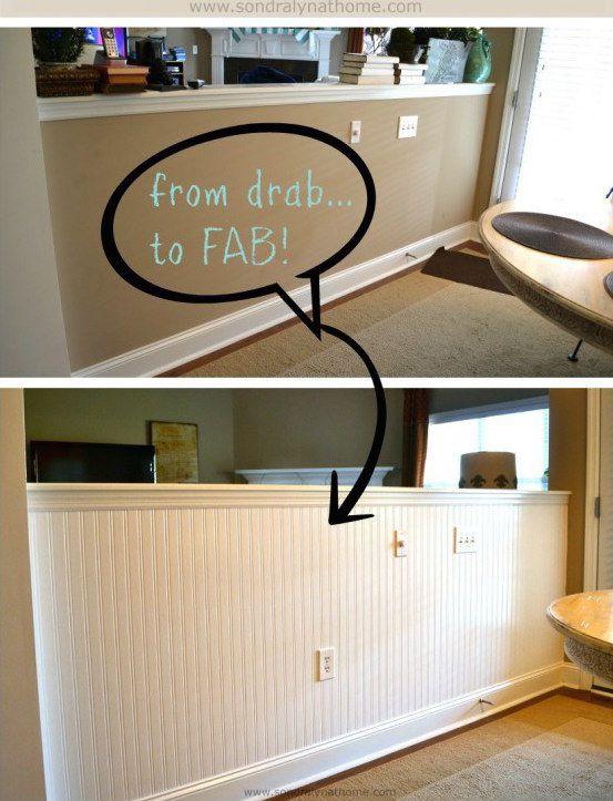 New Beadboard Wallpaper Kitchen Cabinets