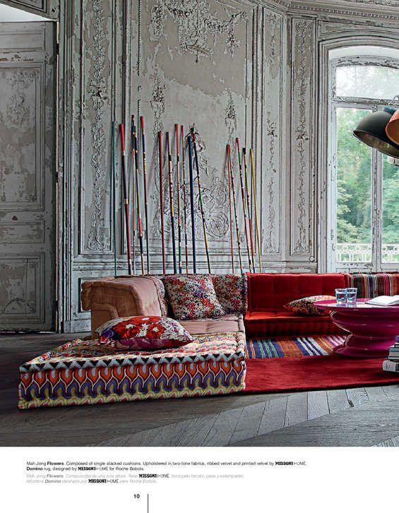Ofertas de roche bobois mah jong sofa mobilia in 2019 - Ofertas de sofas en merkamueble ...