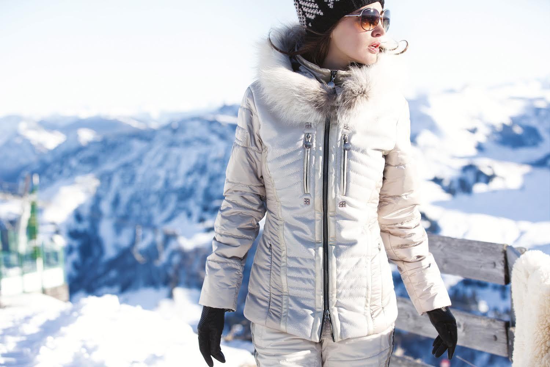 Feminine And Slimming Women S Roofshield Sportalm Ski