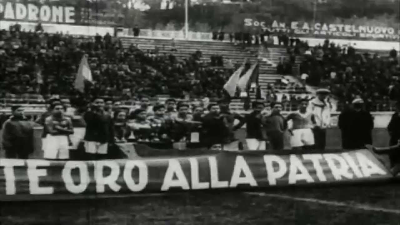 DOCUMENTARIO - ANATOMIA DI UN DITTATORE - 1961 | VENTENNIO FASCISTA ...