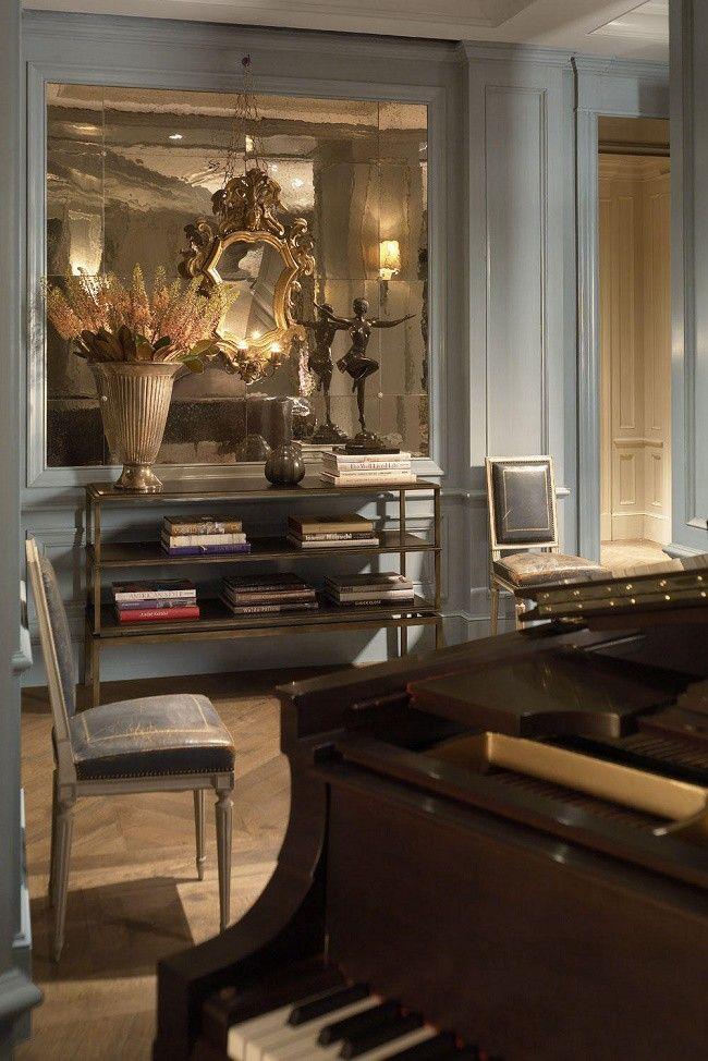 contemporary beaux arts penthouse jessica lagrange
