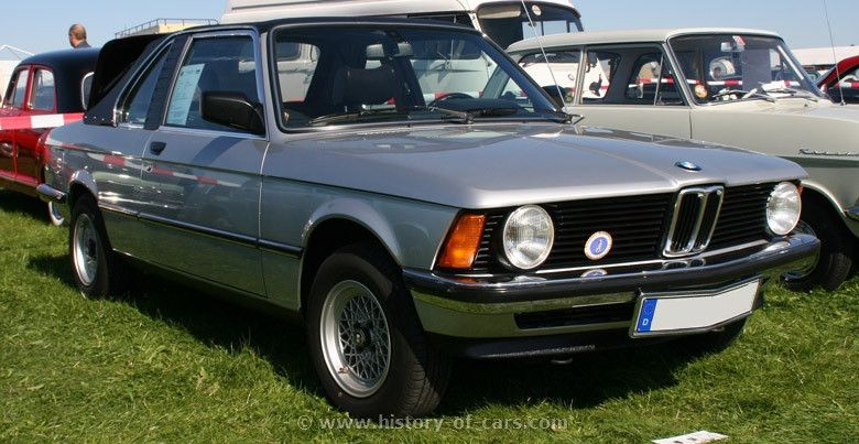 german-cars-after-1945 • 1982 BMW 316 Cabrio... | BMW E21 | Pinterest