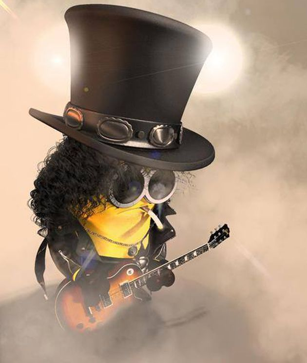 Marvel Minions | Despicable Me' Minions Perform a Kiss Classic – Video of the ...