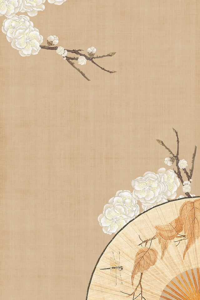 Simple Chinese Style Strokes Background
