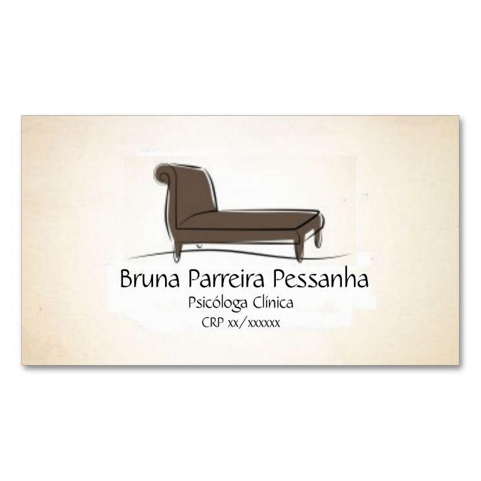 Card Psychoanalytic Diva Zazzle Com Psychology Business Card Business Cards Creative Psychologist Business Card