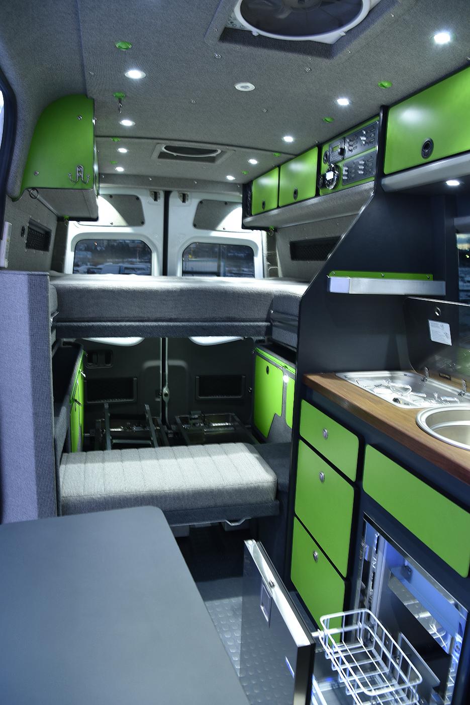 alaska camper van conversions gallery camper wohnmobile pinterest wohnmobil campingbus. Black Bedroom Furniture Sets. Home Design Ideas