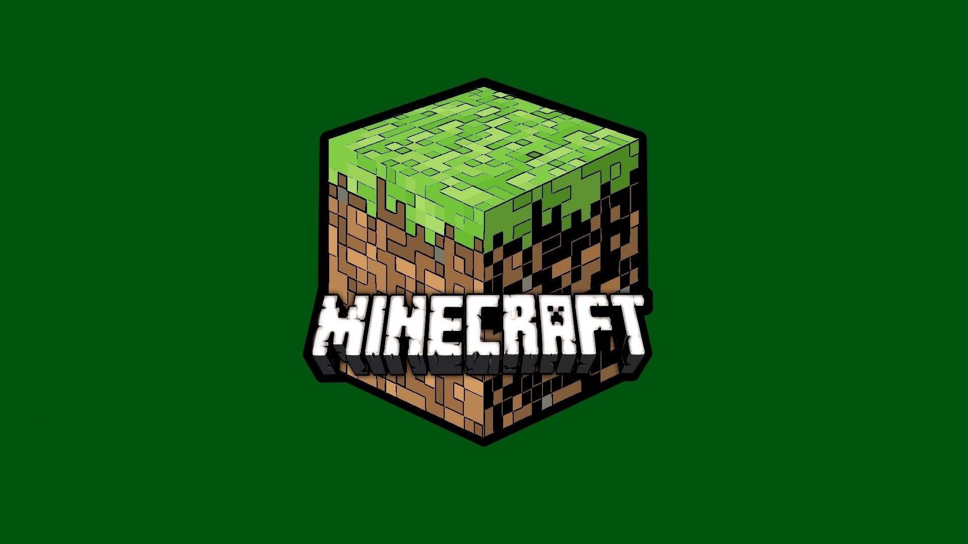 Minecraft Minecraft Logo Minecraft Wallpaper Minecraft